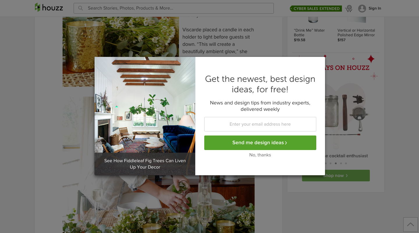 These 6 Real Life Popup Examples Will Help Increase Your