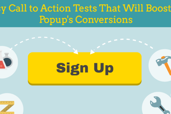 call to action tests