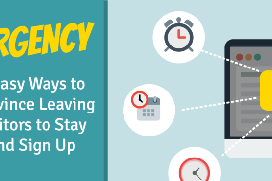 using urgency on exit popups