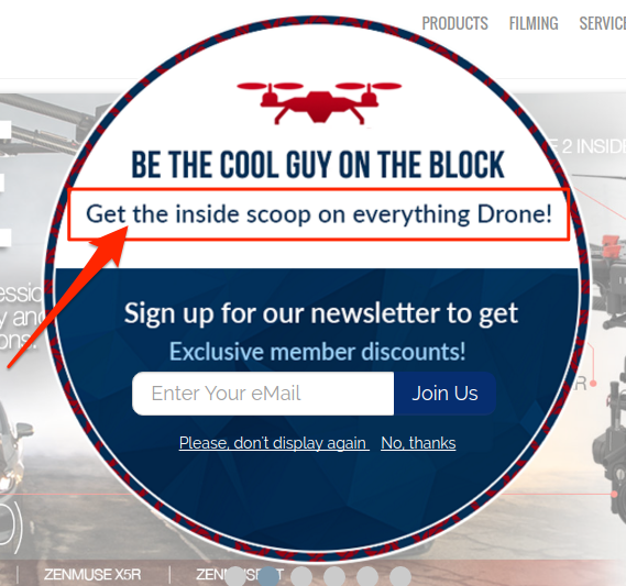 How to Identify the Most Compelling Benefits of Your Popup's Offer Wisepops