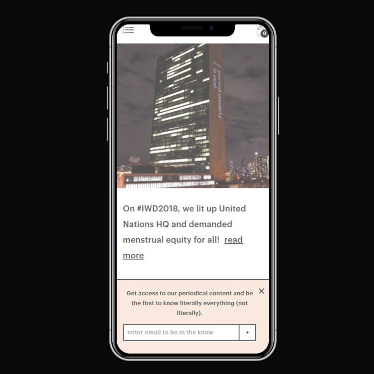shethinx's mobile popup