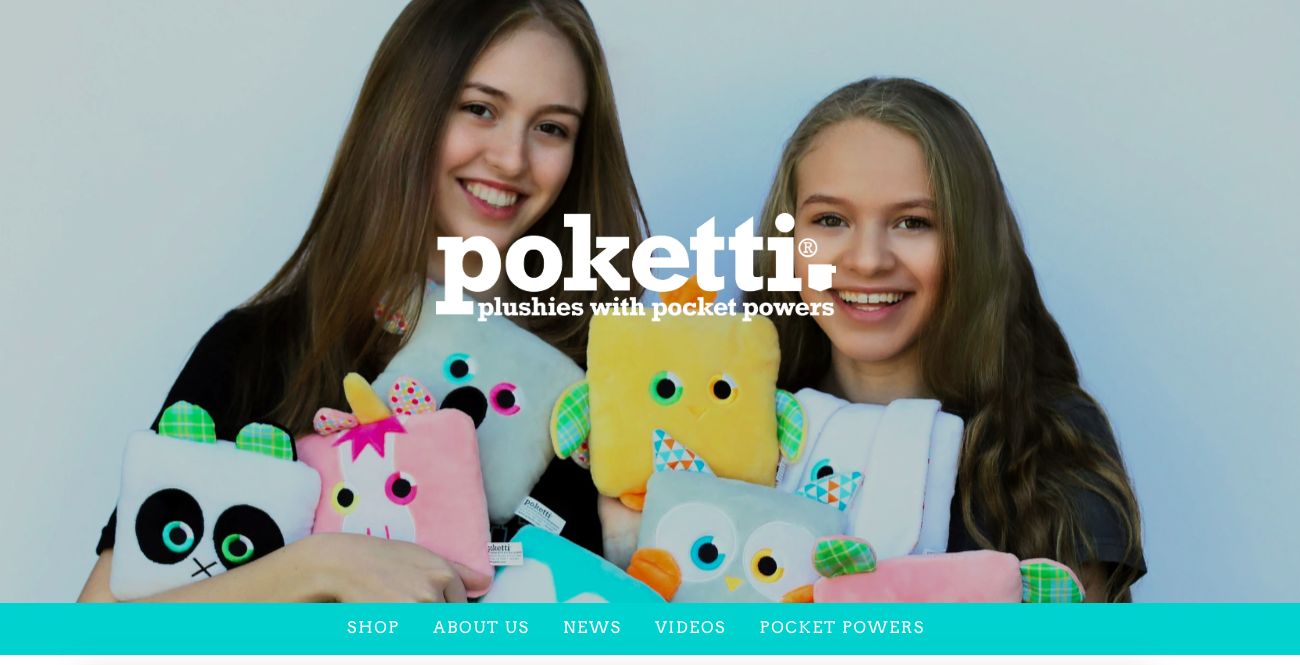 Poketti's homepage