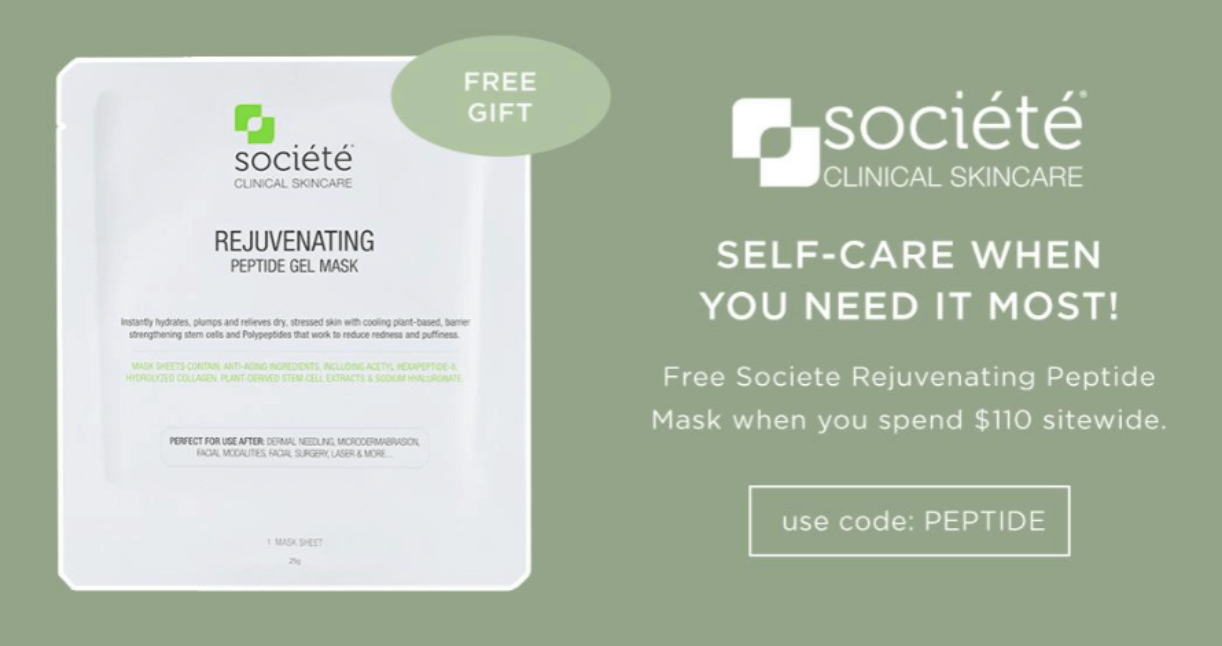 Free Gift with Purchase Promotion example